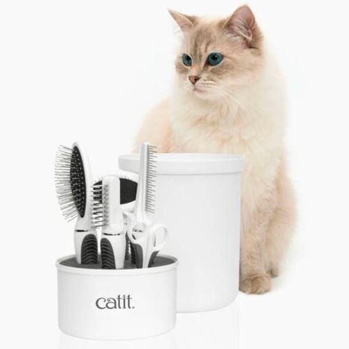 Catit-Longhair-Grooming-Kit