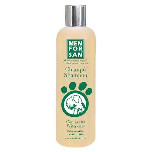 Menforsan-Champo-Natural-com-Aveia-|-300-ml