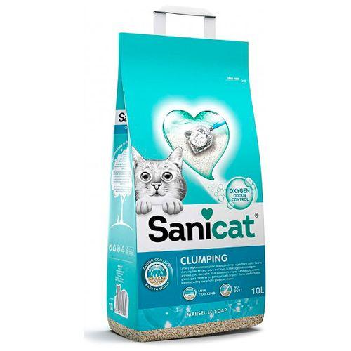 Sanicat-Clumping-Sabao-Marselha-|-10-L