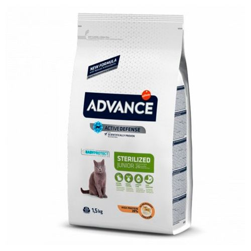 Advance-Cat-Young-Sterilised-Chicken---Rice-15-Kg