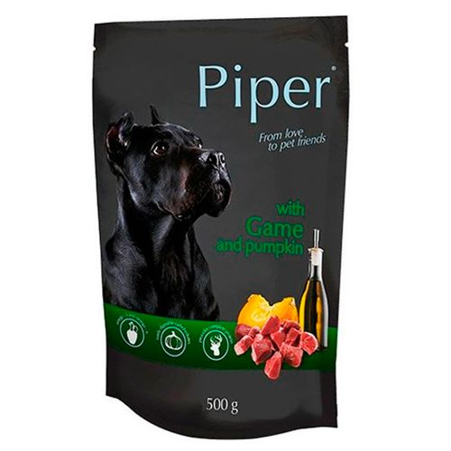 Piper-Cao-Adulto-racao-humida-Caca-e-Abobora