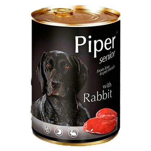Piper-cao-senior-racao-humida-Coelho