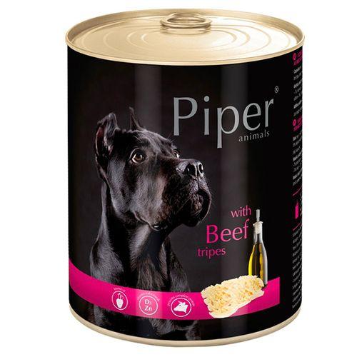 Piper-Cao-Adulto-racao-humida-Vaca-e-Tripas