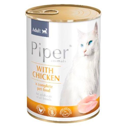 Piper-Gato-Adulto-Frango
