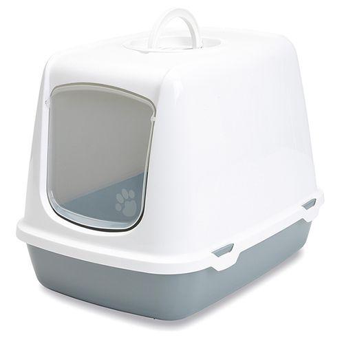 Savic-WC-Oscar-Branco---Cinzento