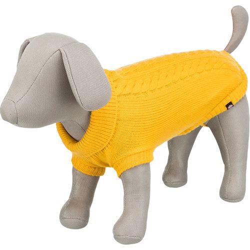 Camisola--Kenton--Amarela-para-Caes