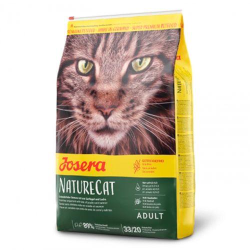 Josera-NatureCat-Grain-Free-Gato-Adulto