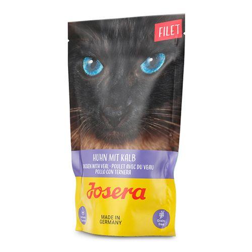 Josera-Gato-Adulto---Filet-De-Frango-Com-Vitela