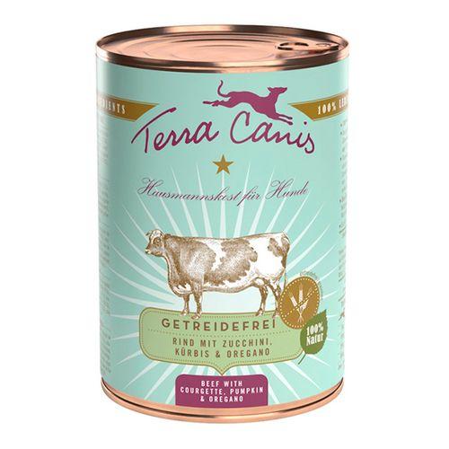 Terra-Canis-Sem-Cereais-Vaca-com-Courgette-Abobora-e-Oregano