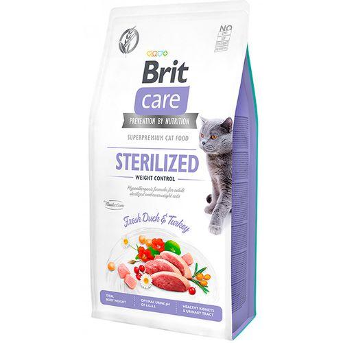 Brit-Care-Cat-Grain-Free-Sterilized-Weight-Control