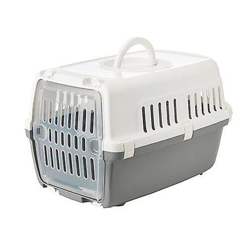 Savic-Transportadora-Zephos-1-Porta-Plastica-Cinzento