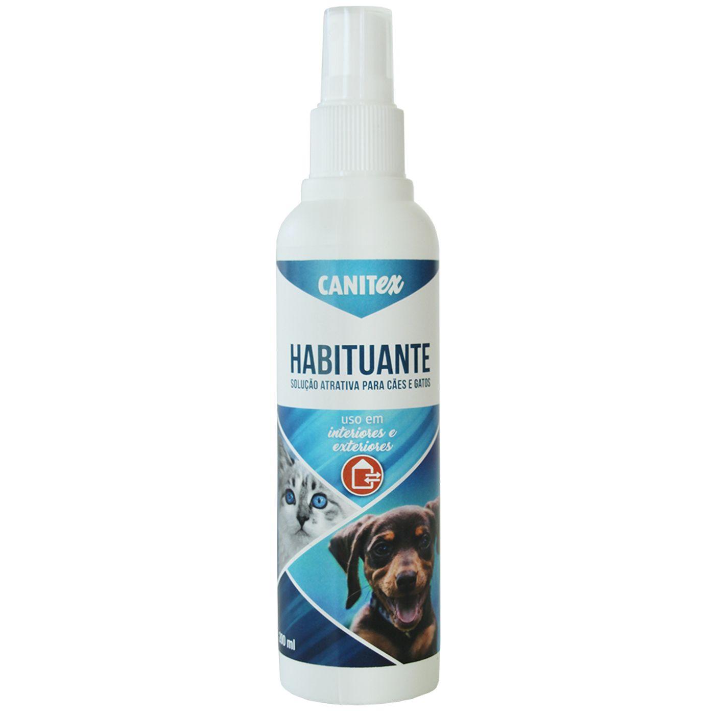 Canitex-Habituante---Spray-Atrativo-para-Caes-e-Gatos-200-ml