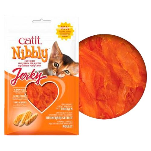 Catit-Nibbly-Jerky-Chicken-30g