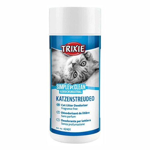 Trixie-Desodorizante-para-Litter--Simple-n-Clean----Sem-Fragrancia
