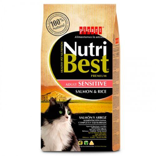 Picart-Nutribest-Cat-Sensitive-salmao-e-Arroz-15Kg
