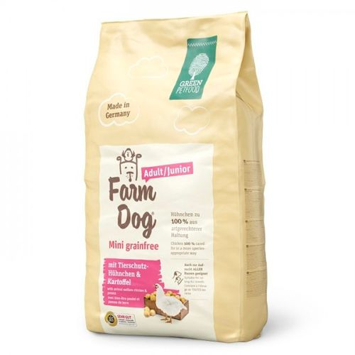 Green-PetFood-Farm-Dog-Mini-Grain-Free-10kg