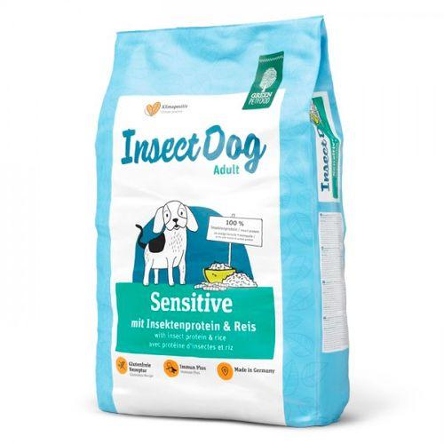 Green-PetFood-InsectDog-Sensitive-10-Kg