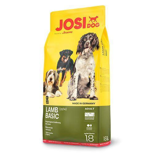 JosiDog-Lamb-Basic-18Kg