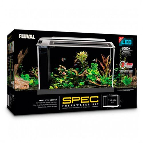 Aquario-FLUVAL-Spec-V-Nano-Preto-38-Leds-19-lts