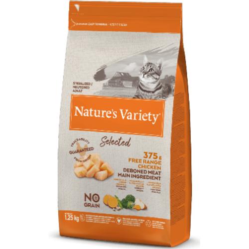 Natures_Variety_Cat_Selected_No_Grain_Sterilised_Frango_Campo