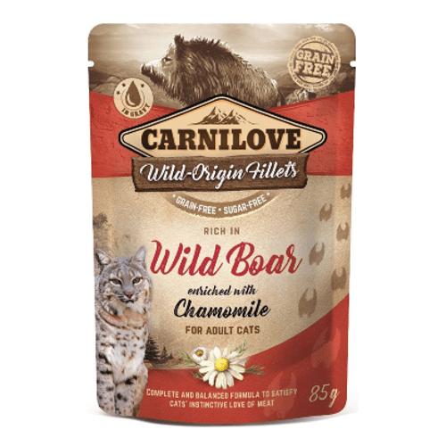 Carnilove_Cat_Wild_Boar_with_Chamomile_Wet_Saqueta