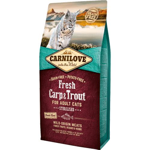 Carnilove_Adult_Cat_Sterilised_Fresh_Carp_Trout