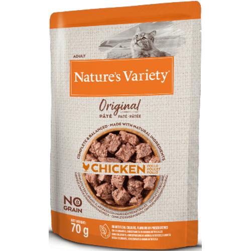 Natures_Variety_Cat_Original_No_Grain_Frango_PatA©_Wet_Saqueta
