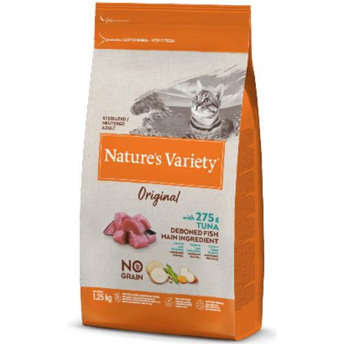 Natures_Variety_Cat_Original_No_Grain_Sterilised_Atum