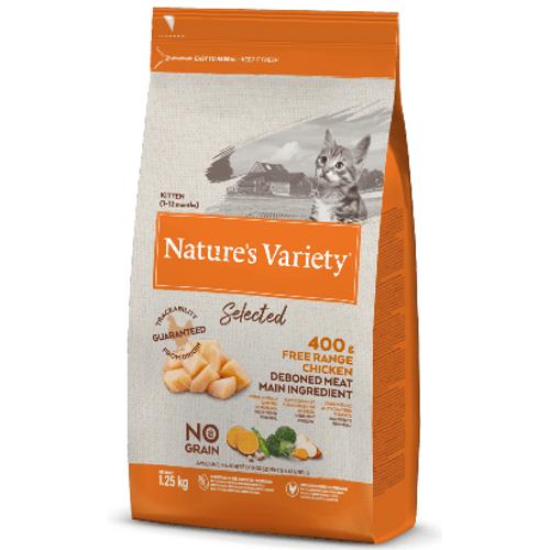 Natures_Variety_Cat_Selected_No_Grain_Kitten_Frango_Campo