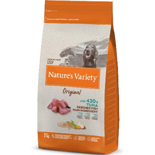 Natures_Variety_Dog_Original_Medium_Maxi_Adulto_Atum